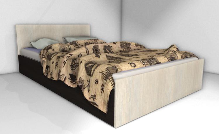 """Кровать """"Стандарт 1,6"""""""