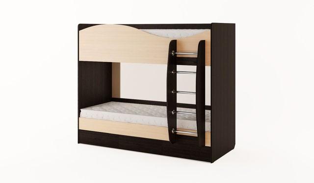 Кровать двухъярусная КР-05