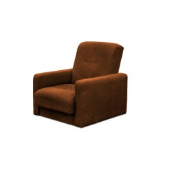 """Кресло """"Астра"""" коричневая"""
