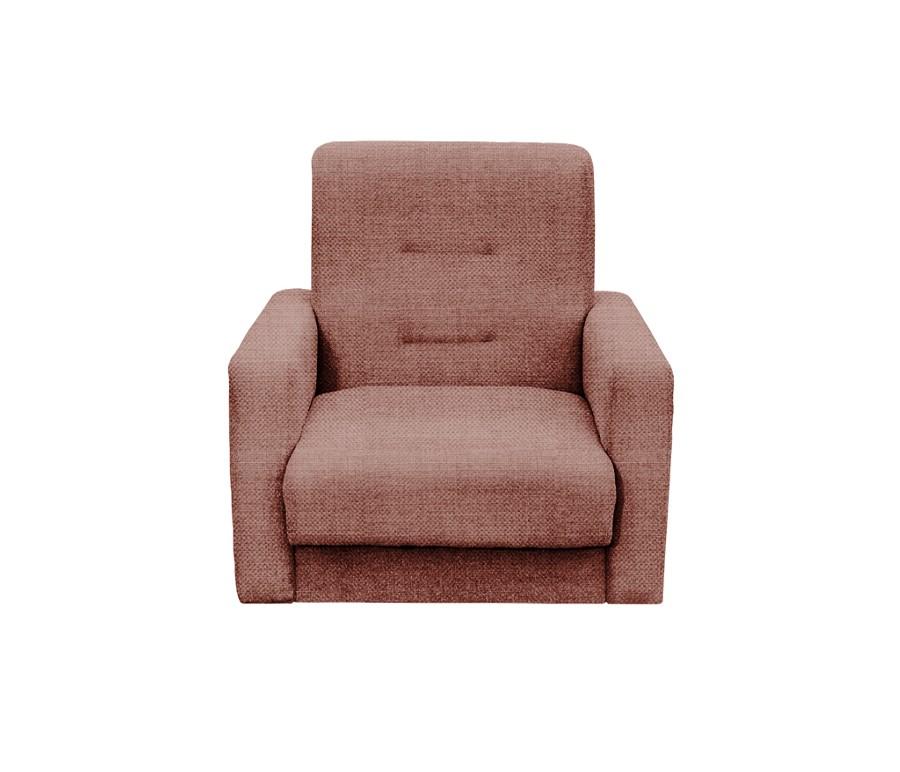 Кресло Лондон-2 рогожка коричневая