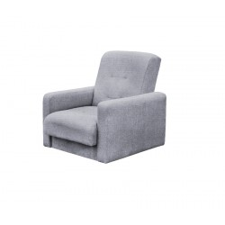 """Кресло """"Лондон-2"""" серый"""