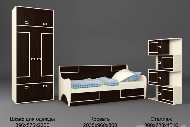 """Стеллаж """"МС Урбани"""""""