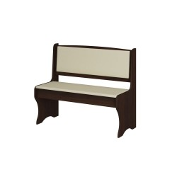 Скамейка со спинкой