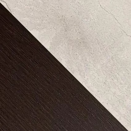 Венге/бетон белый